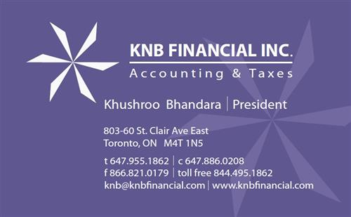 KNB Financial Inc.