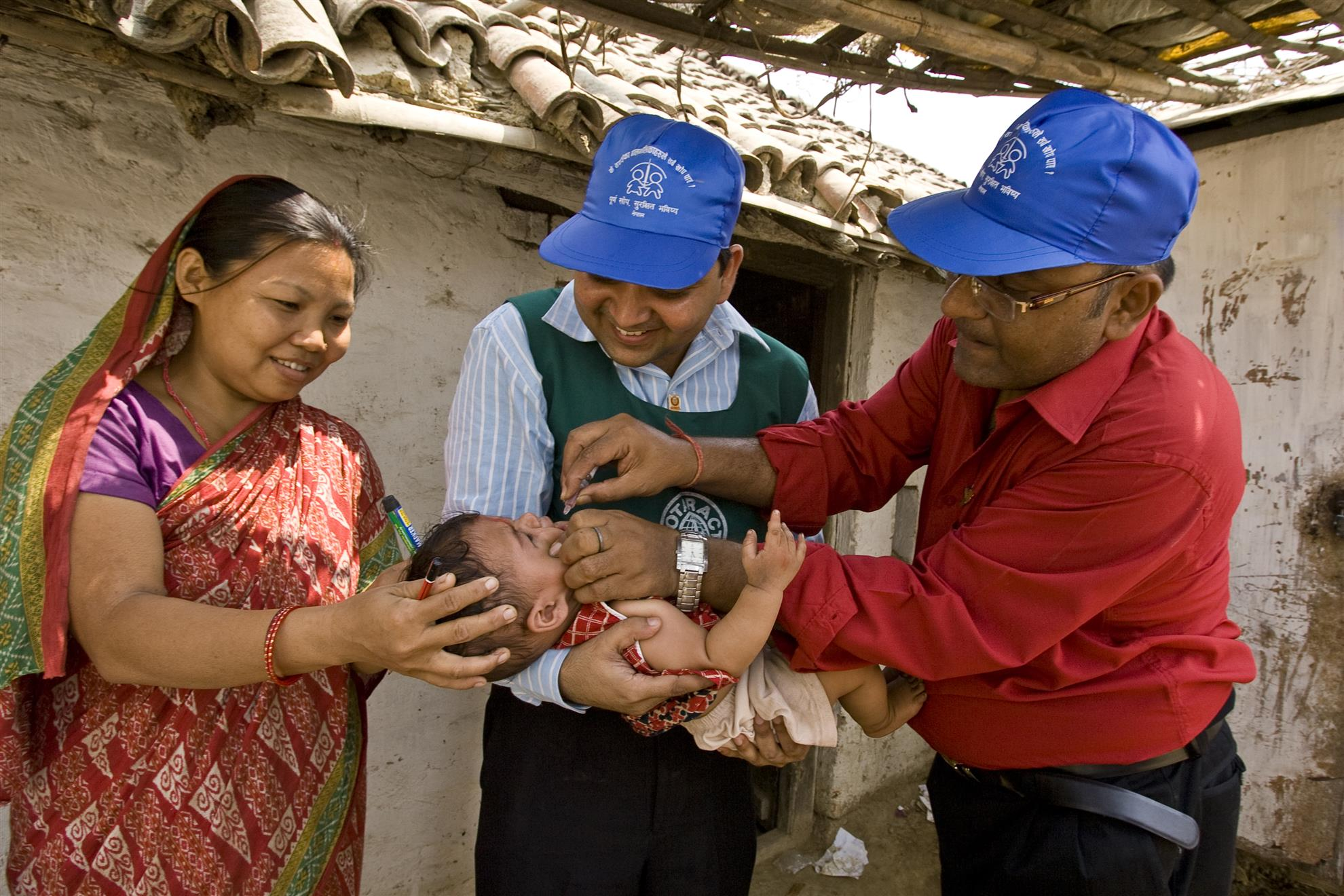 Polio is a crippling and potentially deadly infectious disease caused by the poliovirus.
