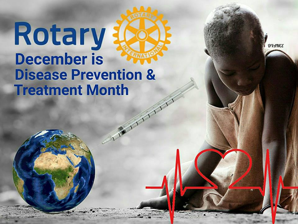 Disease Prevention and Treatment Month