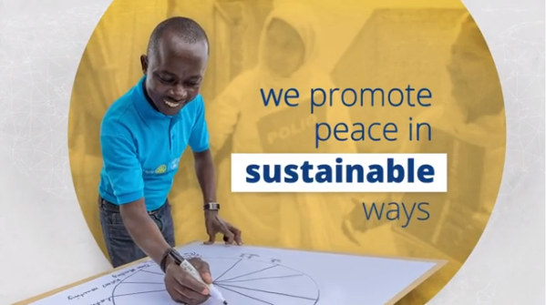 Peacebuilding and Conflict Prevention Month