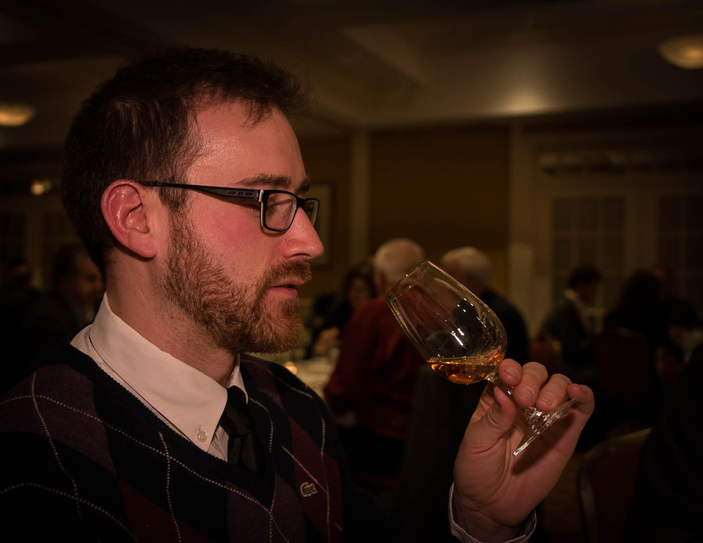 Fundraising Event: Scotch Nosing
