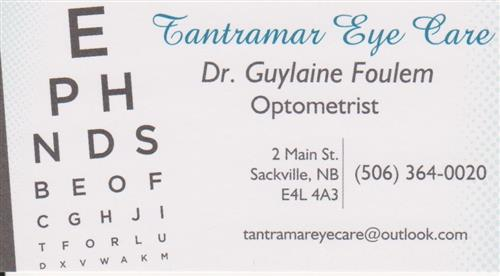 Tantramar Eye Care