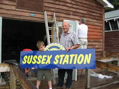 Sussex Station