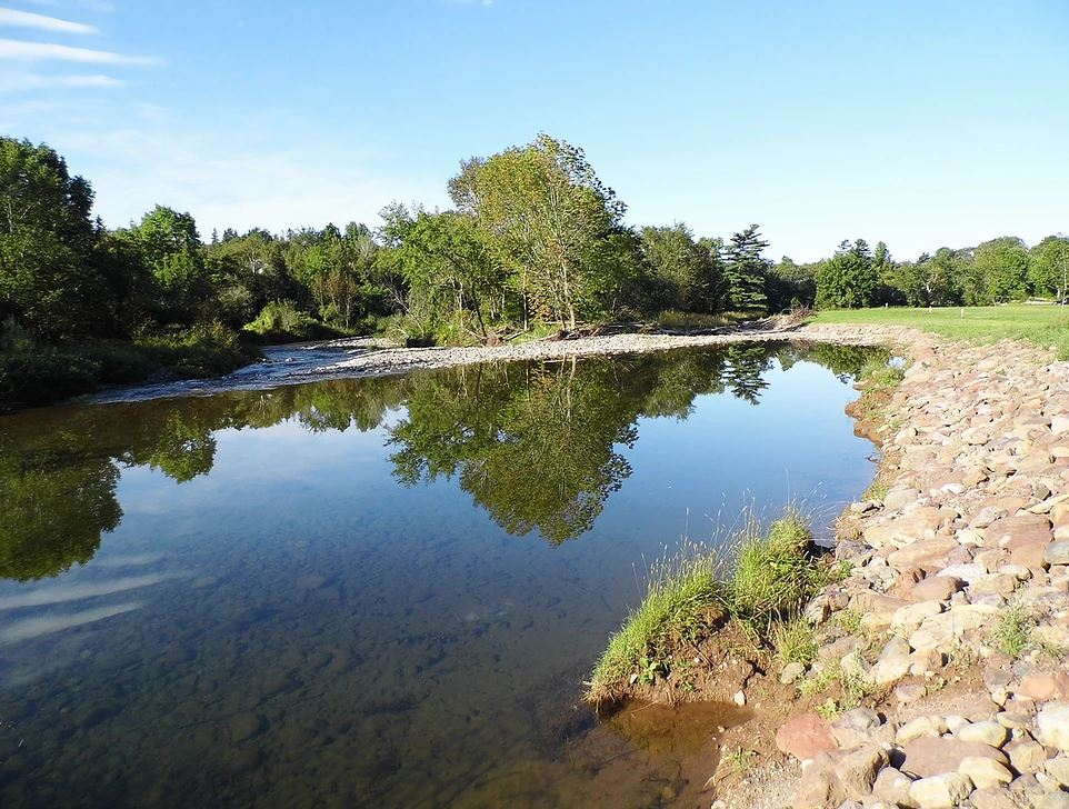 Building Riparian Resilience on the Kennebecasis