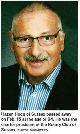 Sussex Rotary Founder Lived Life of Service Above Self