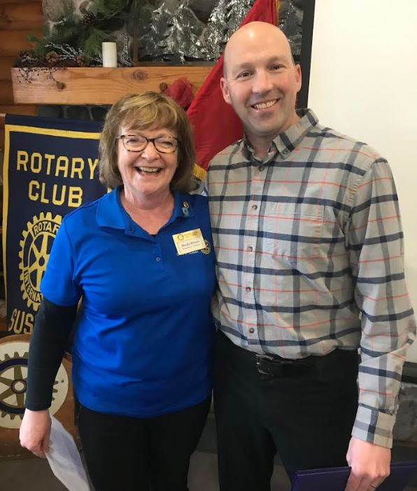 Sussex Rotary Is Growing!