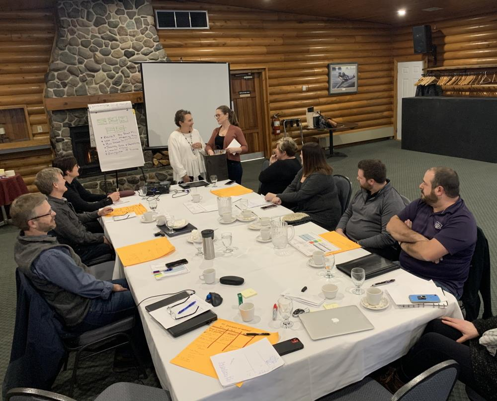 Sussex Strategic Planning Session