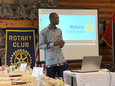 Rotary Club of Cape Central Water Project