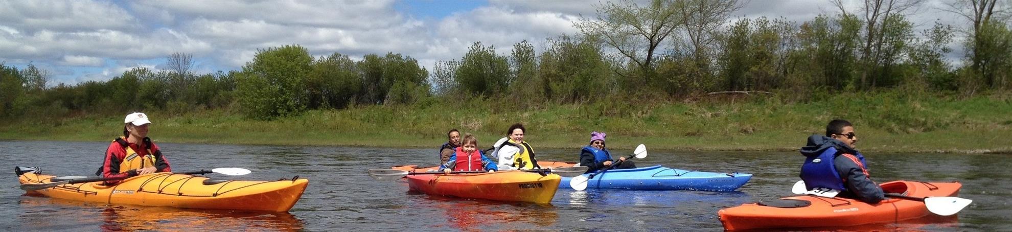Aroostook River Fun Run