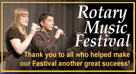 Rotary Music Festival