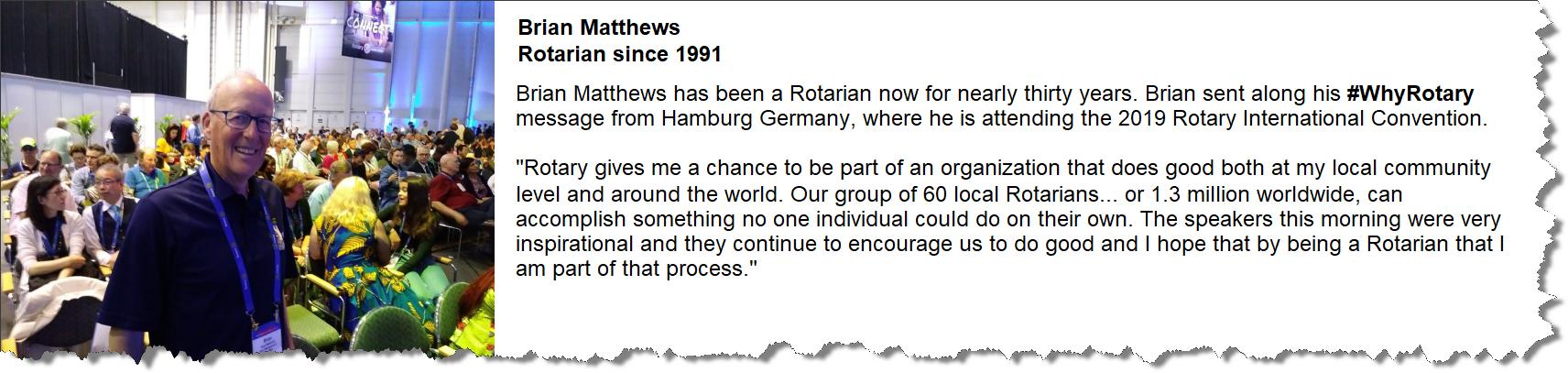 5 - Brian Mathews
