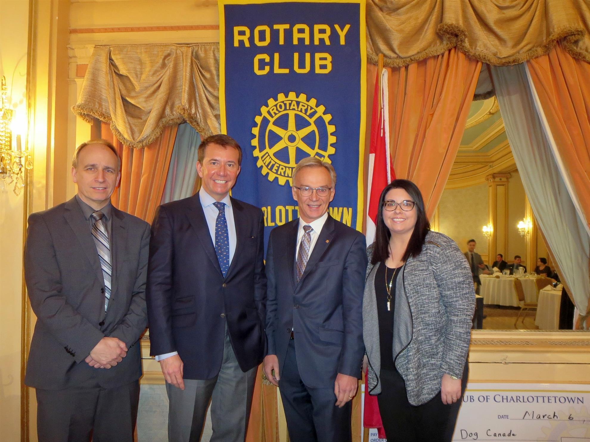 Stories | Rotary Club of Charlottetown