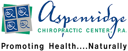 Aspenridge Chiropractic Center, P.A. ~ Promoting Health... Naturally