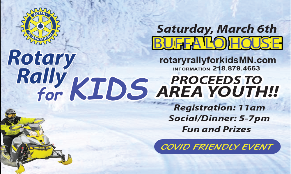 Rotary Rally for Kids 2021