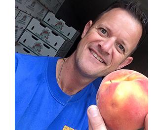 Peach Sale