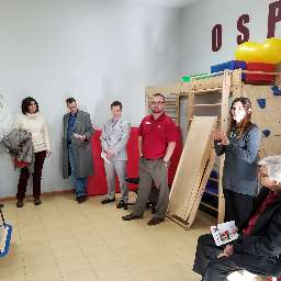 Tour of OSPTI Breckenridge