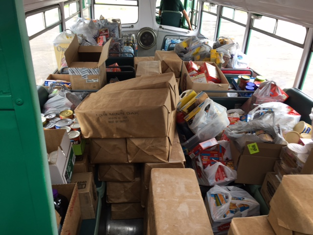 Fill the Bus July 2017