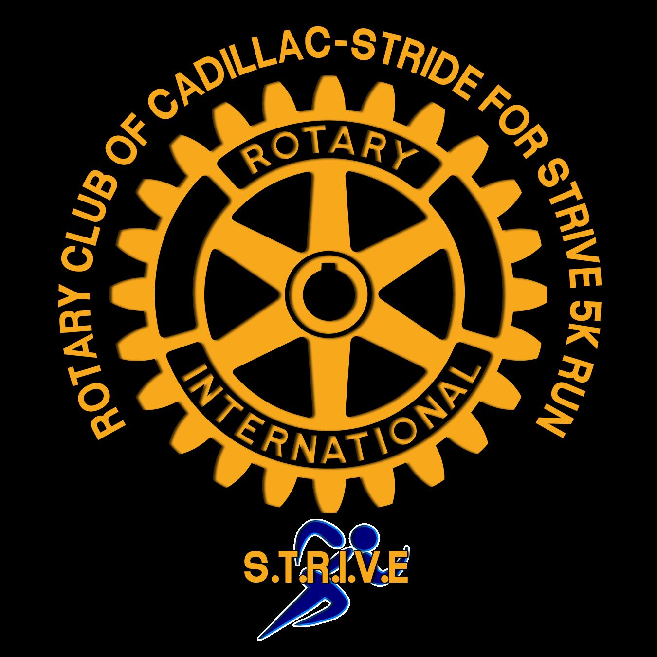 STRIVE 5K Logo