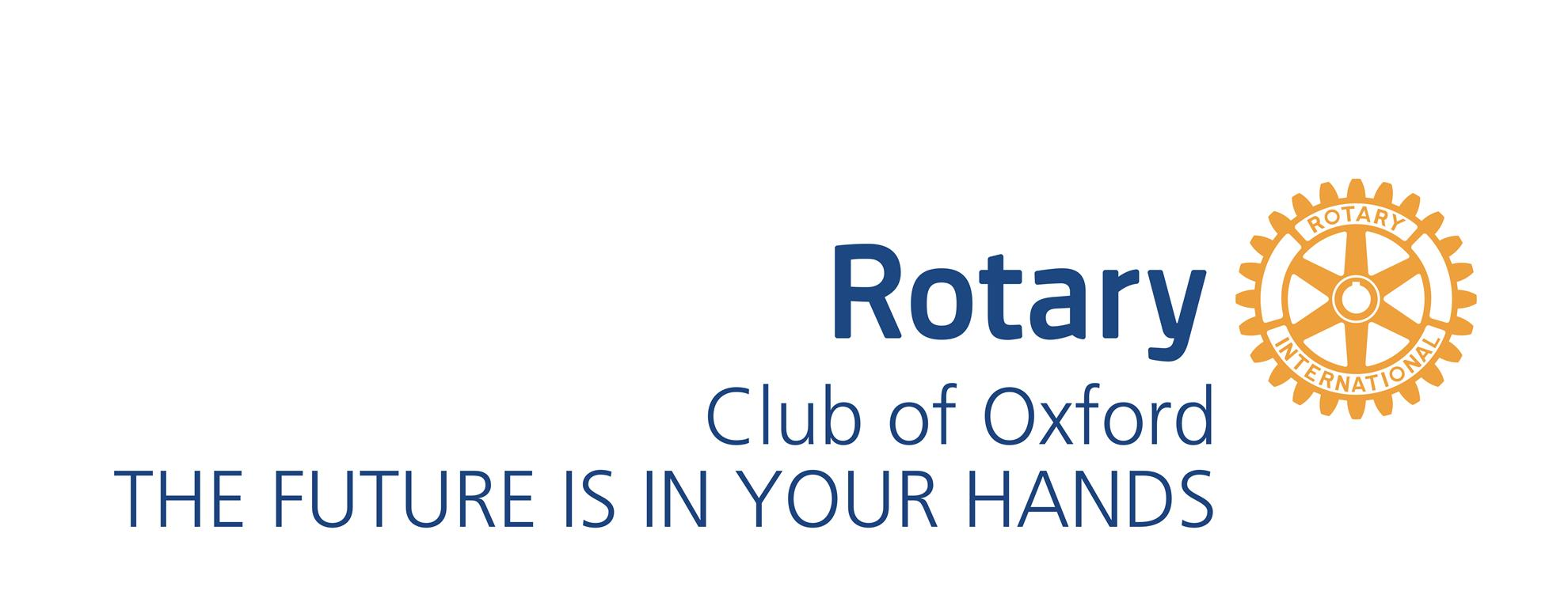 Oxford Rotary Club logo