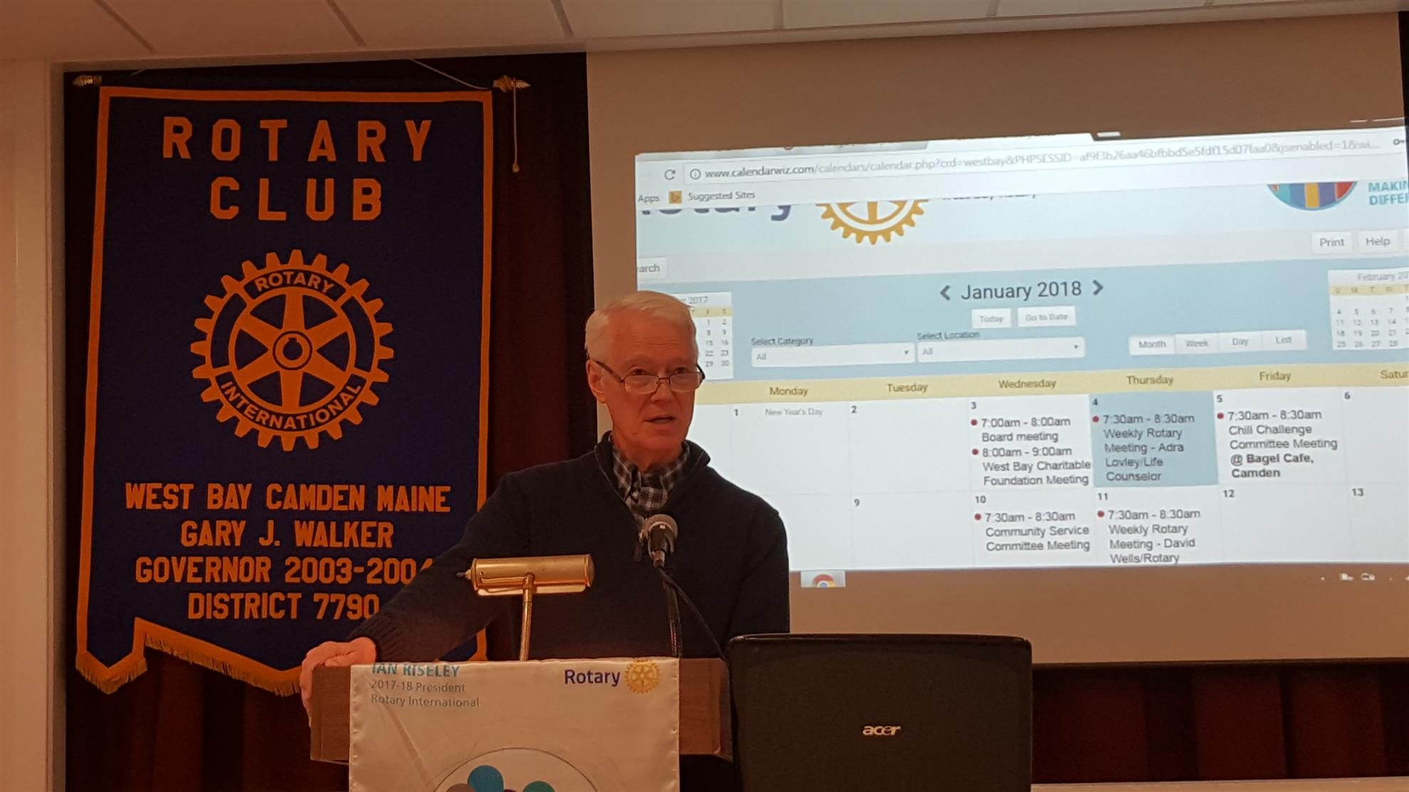 Stories | Rotary Club of West Bay