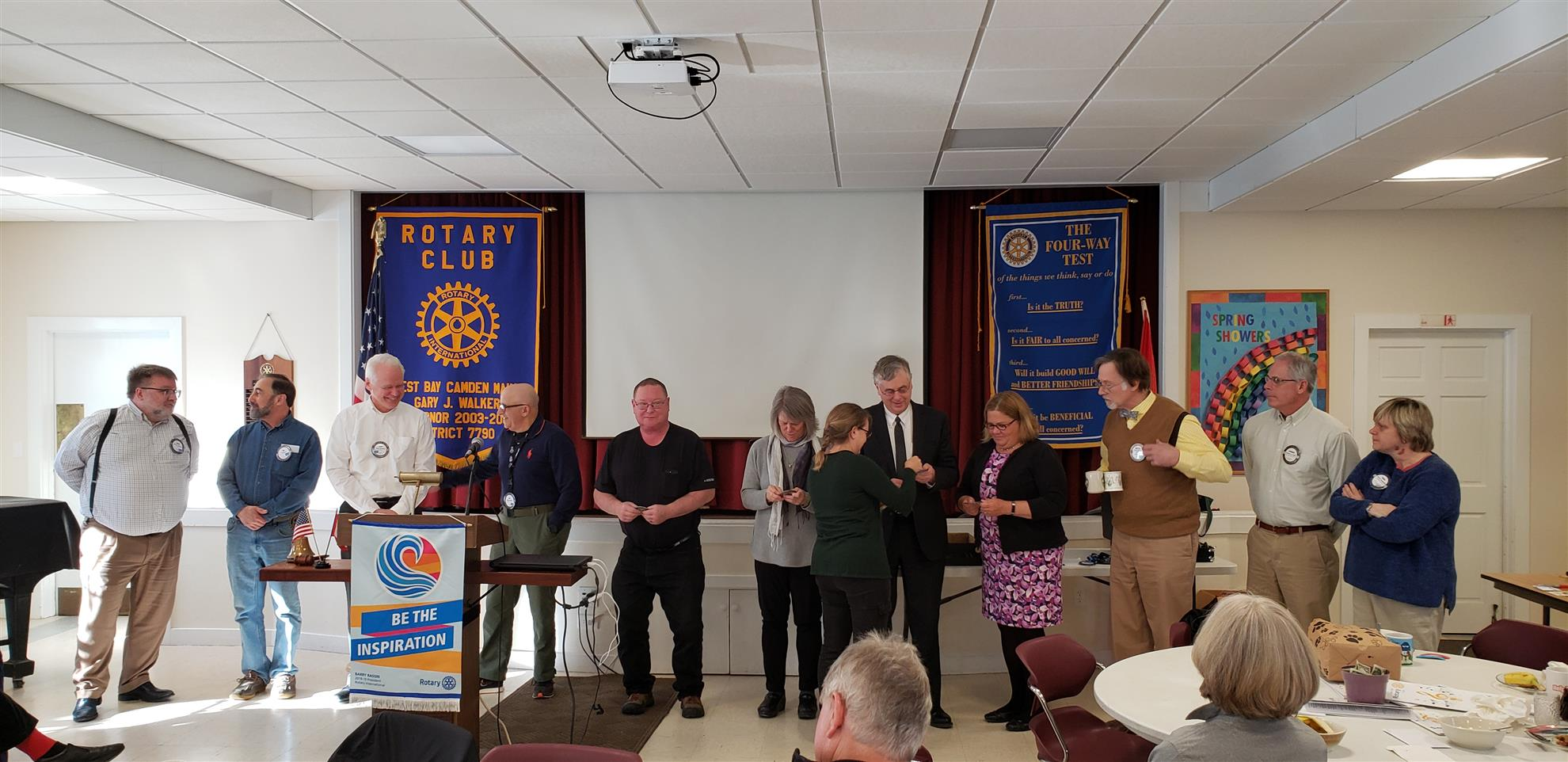 January 3, 2018 Meeting of West Bay Rotary (Jan 03, 2019)