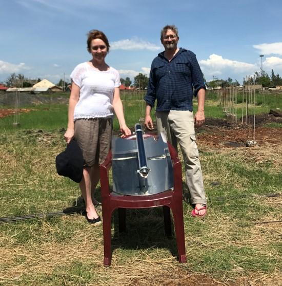 Kenya Safe Water How Ken S Solar Water Boilers Save Lives