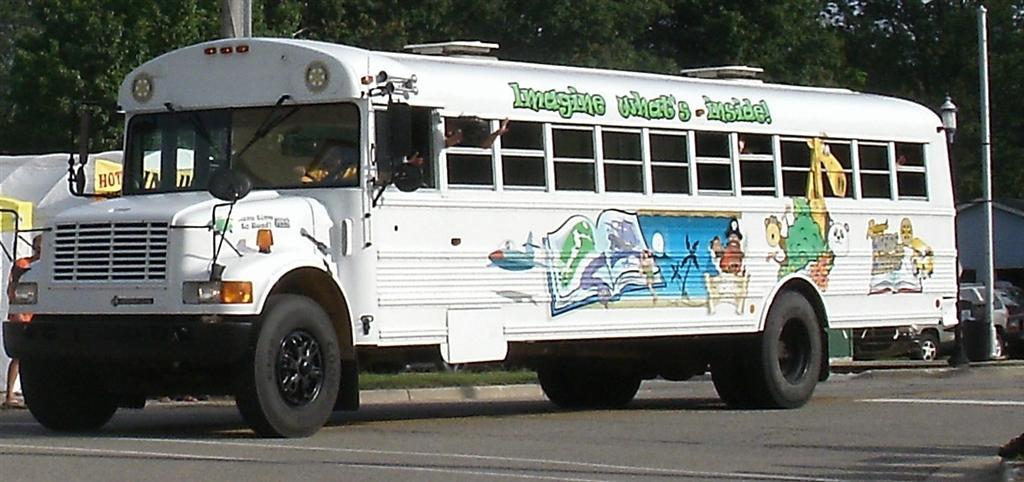 Reading Bus 2010