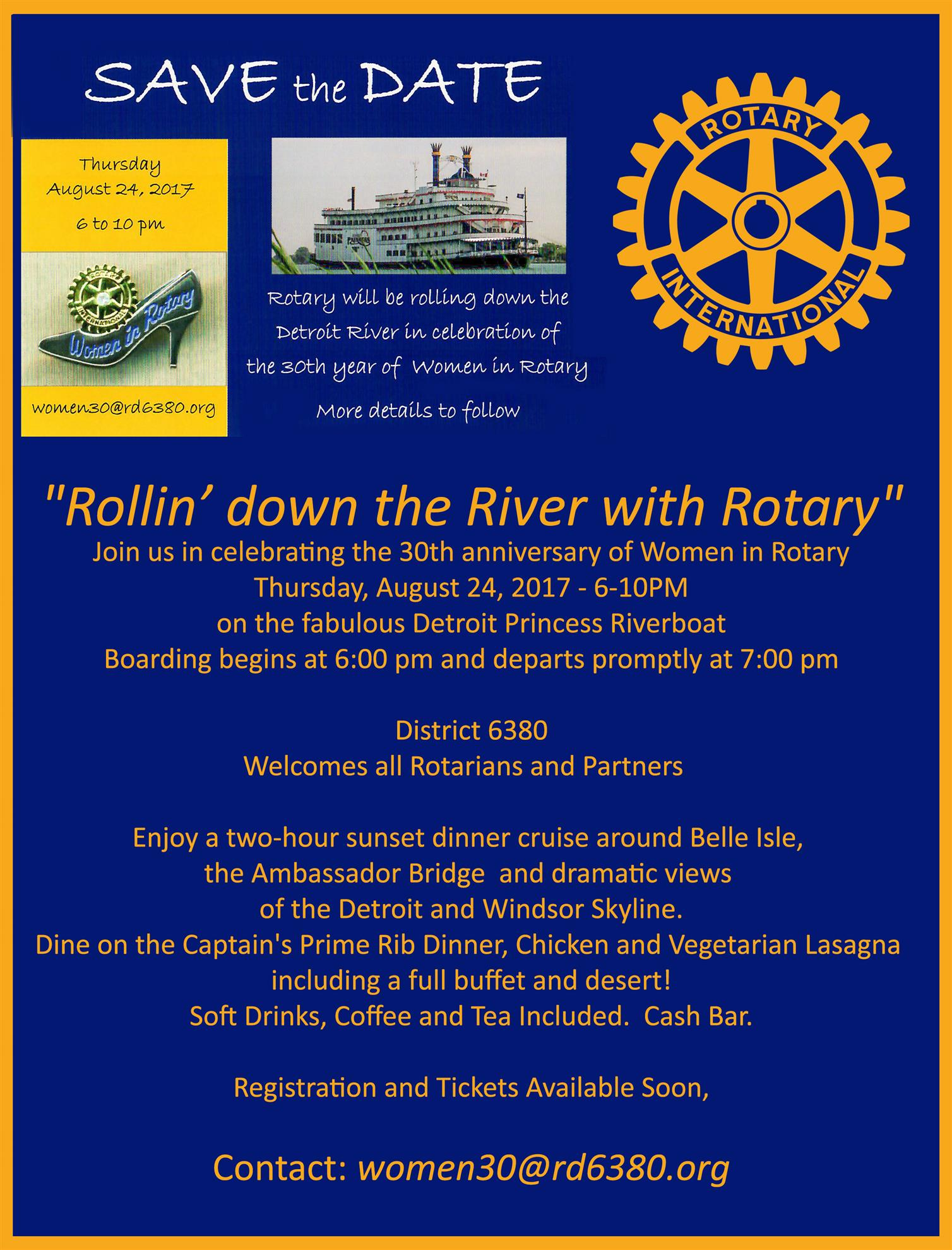 Stories rotary club of howell save the date rolling down the river august 24 fandeluxe Images