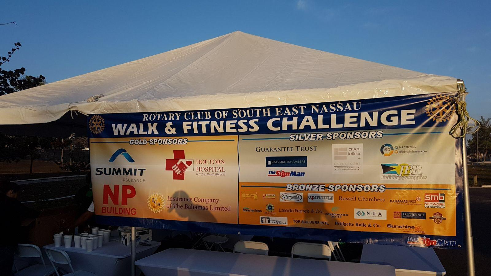 2017 Health Walk Amp Fitness Challenge Rotary Club Of