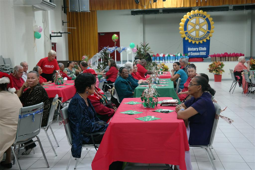 Senior Citizens Dinner 2014