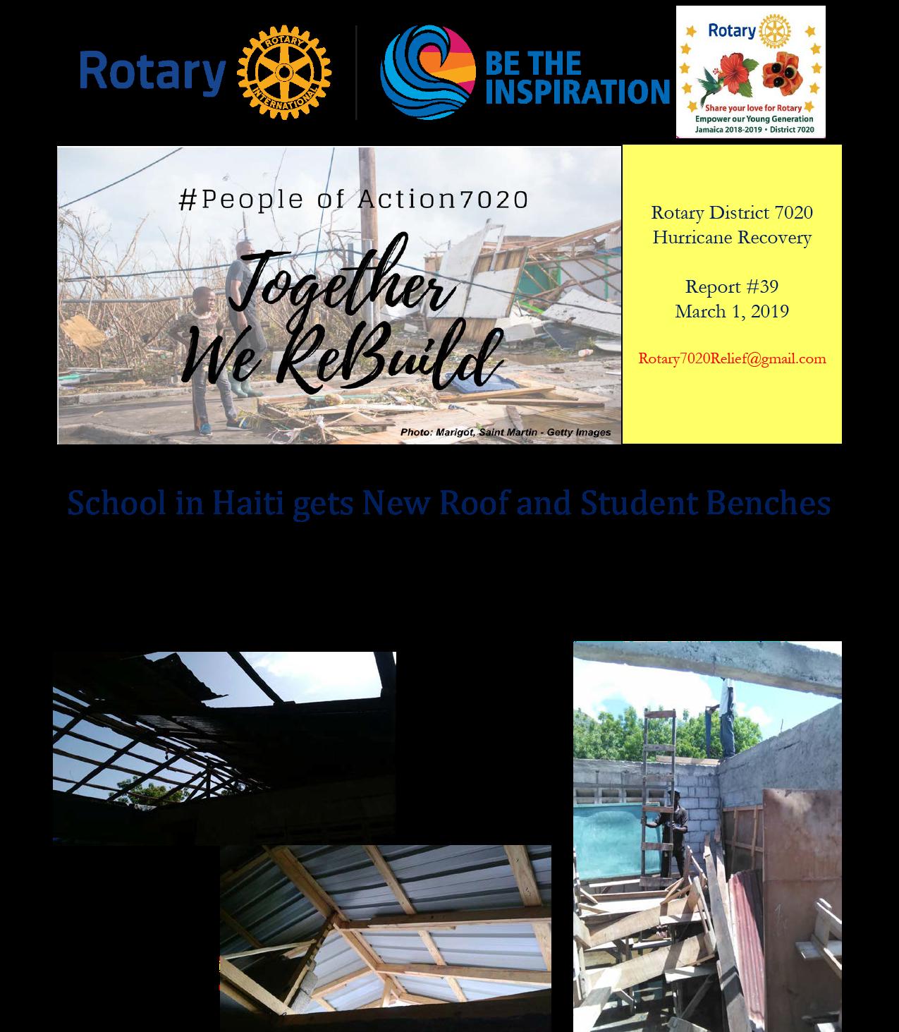 Stories | Rotary Club of St  Thomas II
