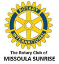 Missoula Sunrise logo