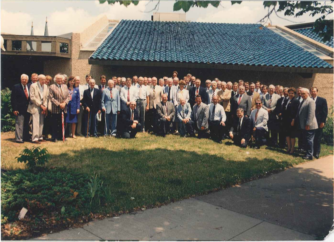 Rotarians in the 1990s