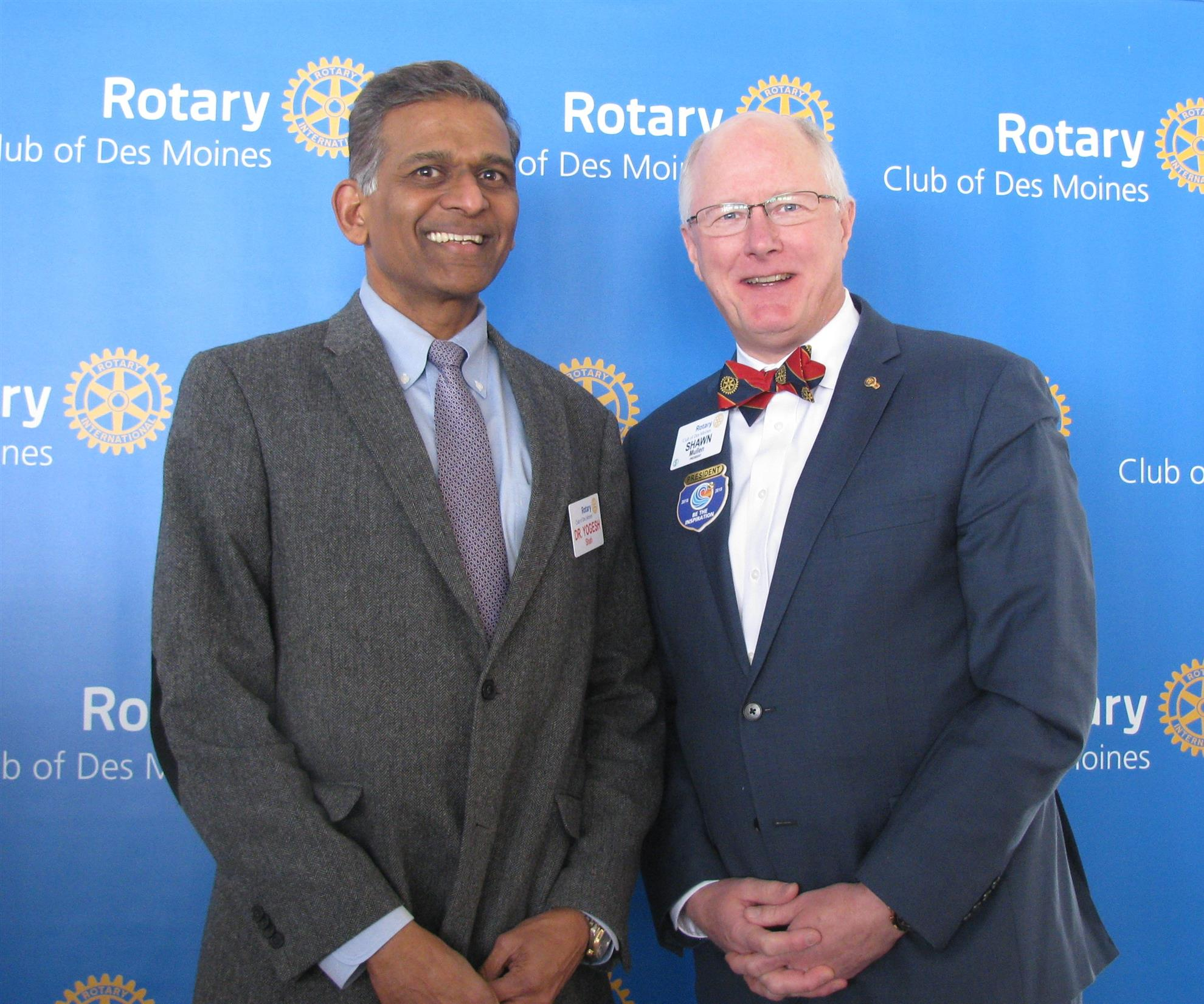 Stories | Rotary Club of Des Moines