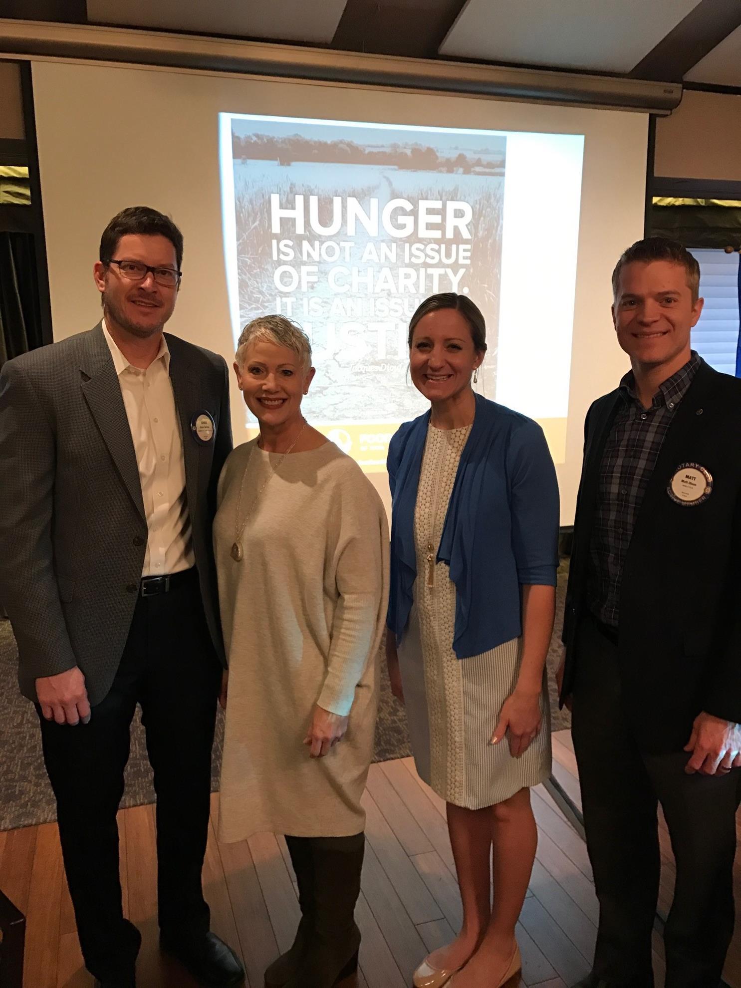 Food Bank of Iowa | Rotary Club of Waukee