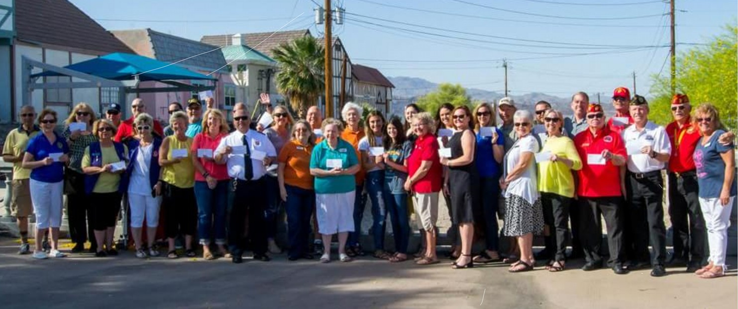 lake havasu charities receive donations
