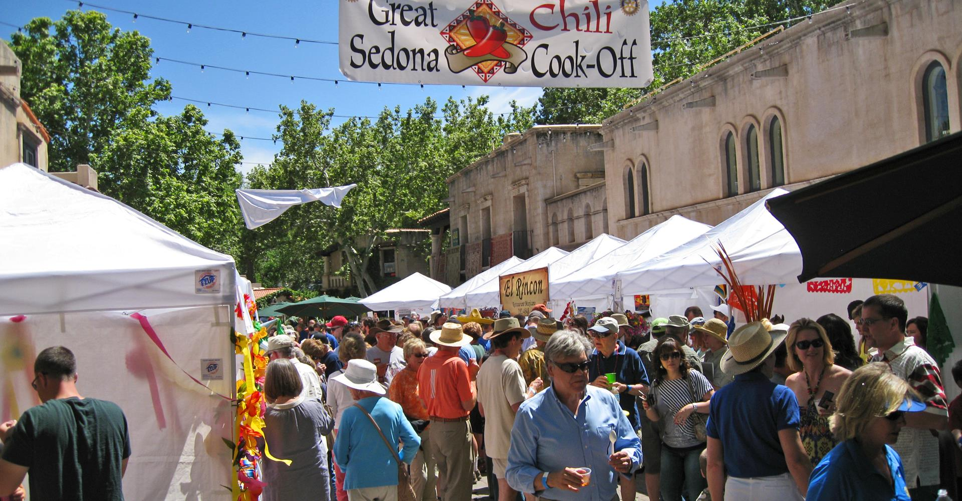 The Great Sedona Chili Cook-Off