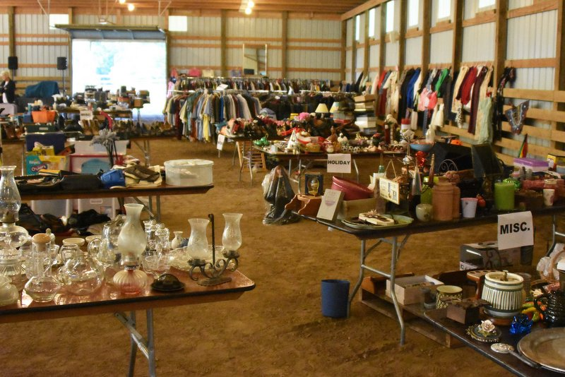 Rotary Foundation Yard-Sale Fundraiser