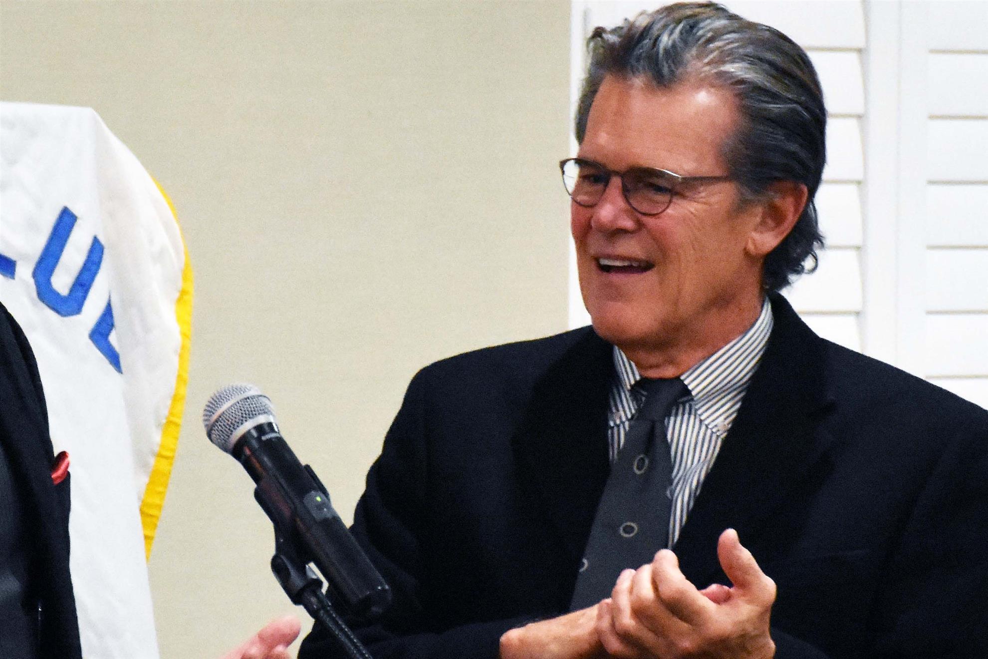 2019 Rotarian: Bruce Wentworth