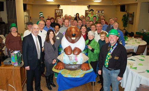 Inter-Club Visit with the Rotary Club of Barrie Kempenfelt