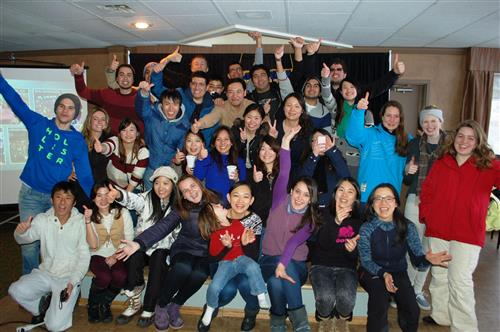 Rotary International Student Weekend