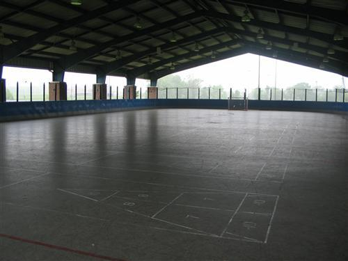 A roof like this over the Washago Rink will soon become a reality thanks to Rotary and our many volunteers!