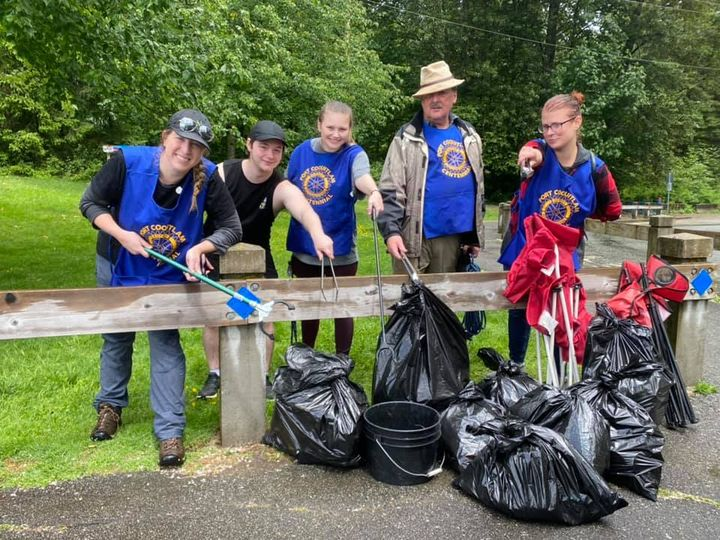 Coquitlam River Clean Up