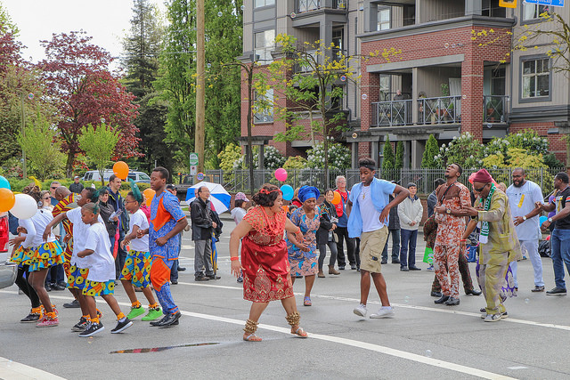 We Invite you to Rotary May Day Parade 2018 on May 12, 2018