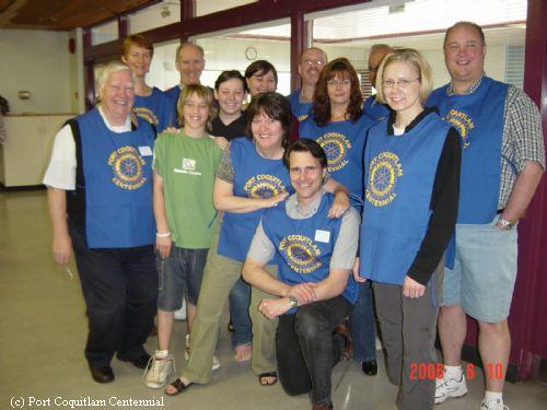 Seniors Award Brunch   Rotary Club of Port Coquitlam Centennial   title   rotary club coquitlam