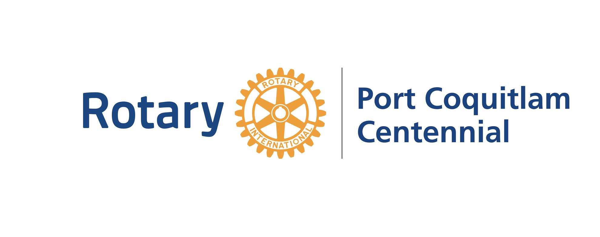 Port Coquitlam Centennial logo