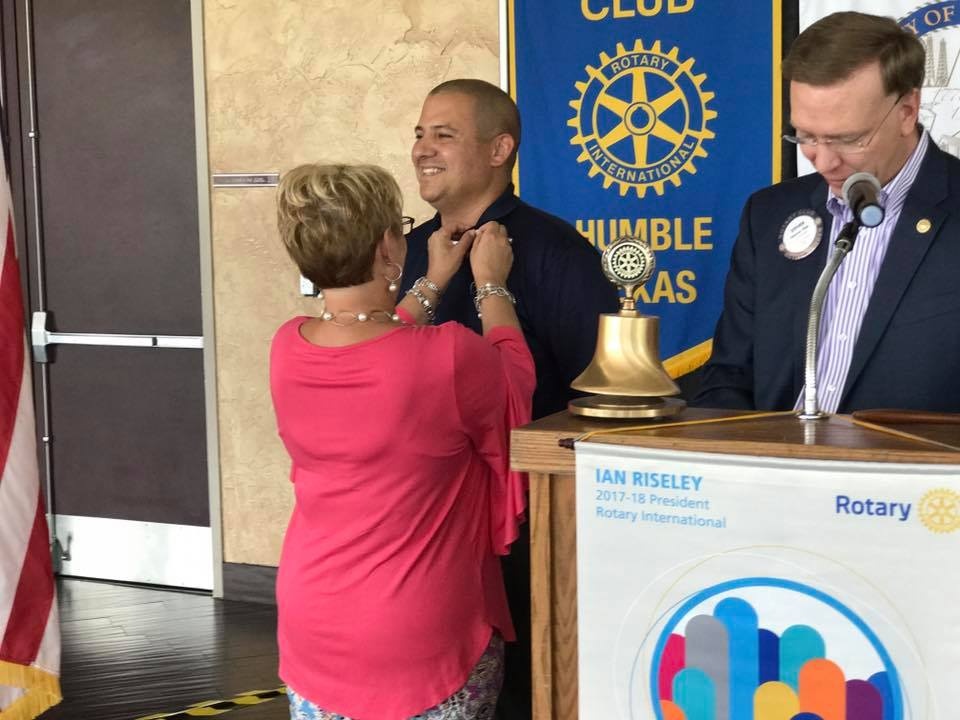 Stories Rotary Club of Humble