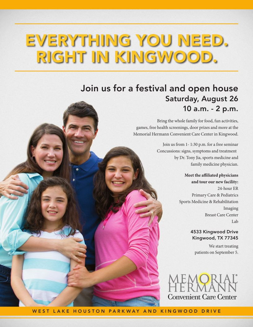 Memorial Hermann Open House | Rotary Club of Humble