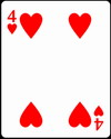 4 of HeartsB