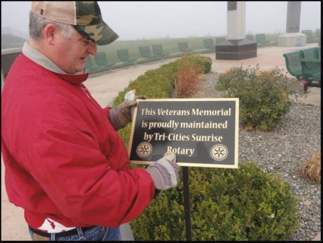 VA Memorial Maintenance